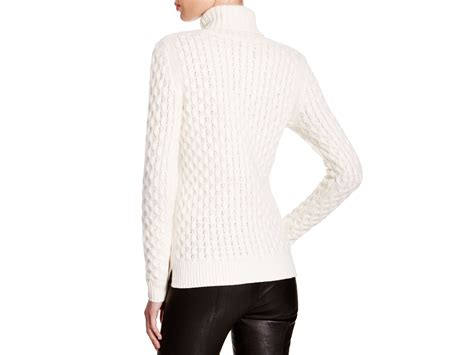white cable knit sweater white cable knit turtleneck sweater sweater vest