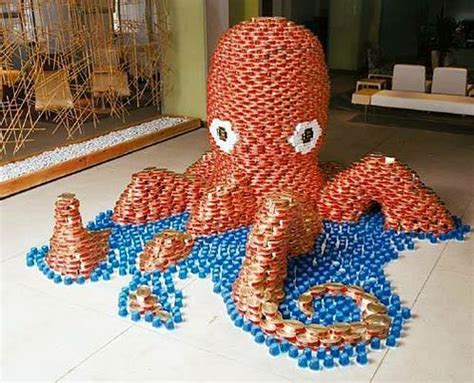 canned food sculpture ideas canned food sculpture food photo 1480821 fanpop