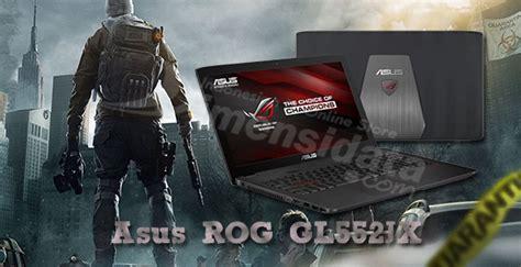 Spesifikasi Dan Laptop Asus Rog Gl552jx spesifikasi dan harga terbaru laptop asus rog gl552jx
