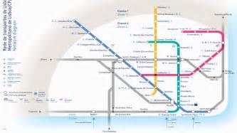 Lisbon Subway Map by Subway Map Of Lisbon Hotels Tv Lisbon