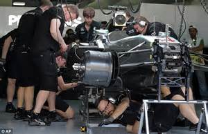 Working For Mercedes Uk Lewis Hamilton Hails Mechanics After Malaysian Grand Prix