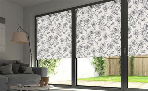 Blind For Patio Doors by Patio Door Blinds Kingston Blinds
