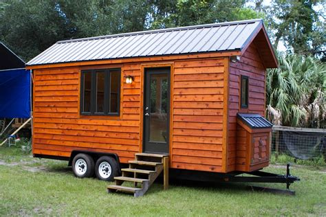 tine house tiny studio house completed tiny home builders