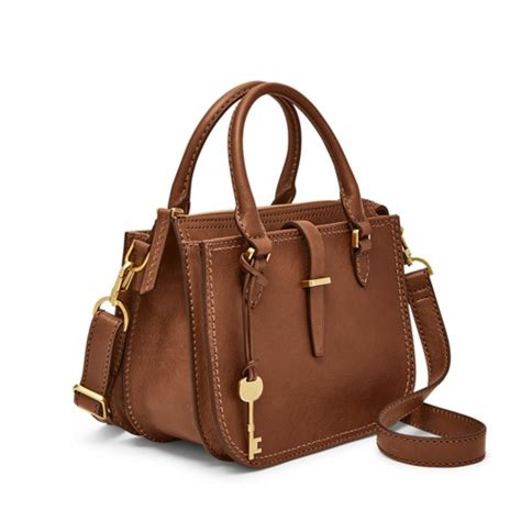 Fossil Zb7484210 Brown brown purses brown leather purses fossil
