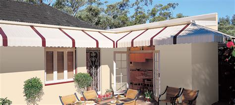 luxaflex awnings fixed metal awnings david jones luxaflex 174