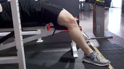 bench press feet up bench press robertson training systems
