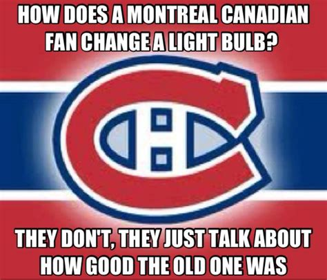 Montreal Canadians Memes - bruins habs canadiens fans need to stop living in the