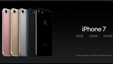 apple unveils water resistant iphone 7 iphone 7 plus price starts 649 mobiles news