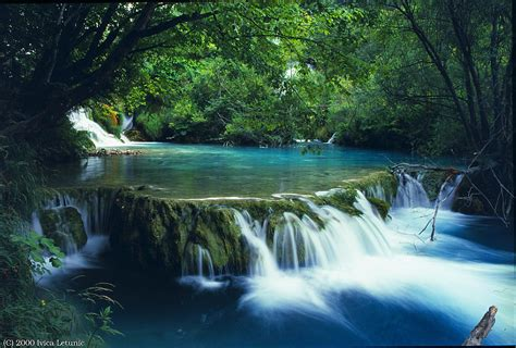 waterfalls in the world the travel destination in the world plitvice waterfalls the beautiful fall in the world