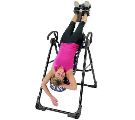 teeter hang ups ep 950 plus inversion table with ergonomic