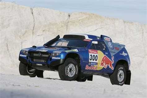 volkswagen dakar volkswagen goes one two three in dakar rally photos 1 of 4