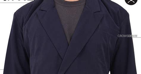 Jaket Pria Jaket Anime K Style Canvas Jacket Ja Ft 30 fashion cowok jaket crows zero jaket korean style