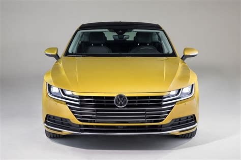 Vw 2019 Arteon by 2019 Vw Arteon Flagship Sedan Launched In Chicago