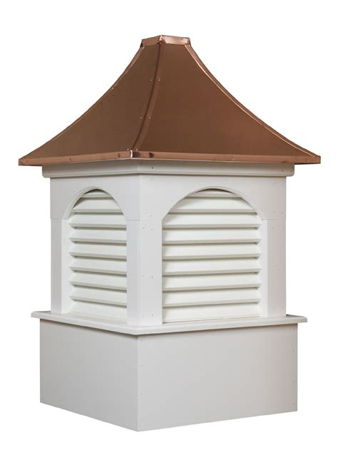 the dalton vinyl cupola will add to any home or garage
