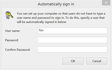 Surface Pro 3 Autologin by Auto Logon To Windows 8 1 On Your Surface My Surface