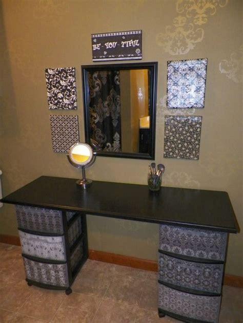 Makeup Table Ideas Best 25 Diy Makeup Vanity Ideas On Makeup Vanity Tables Makeup Vanities Ideas And