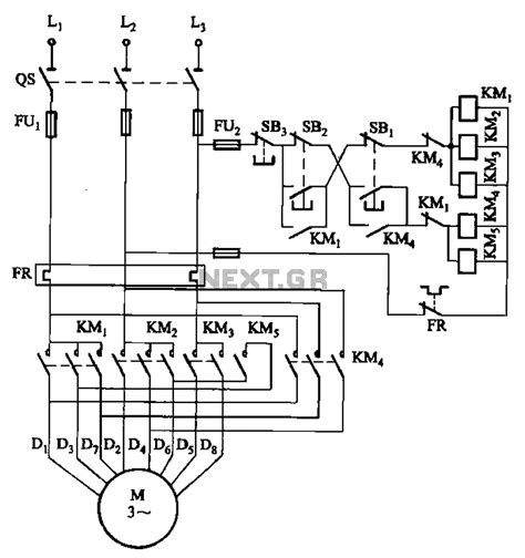 motor circuit page 6 automation circuits next gr