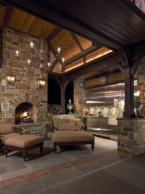 kitchen fireplace designs 29 stunning industrial outdoor design ideas