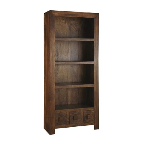 mango wood bookcase bournemouth poole dorset