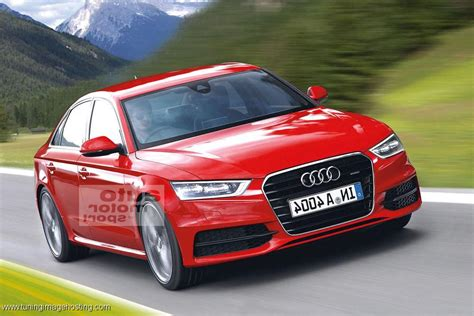 mpg audi a4 audi a4 2015 redesign price and review