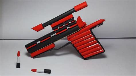 how to make a jaguar diy how to make a paper jaguar gun that shoots