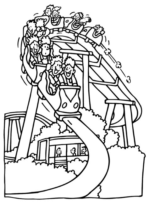 Nice Free Coloring Pages Of Fun Fair Paintings Mcoloring Colour Pages Hull