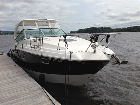 chaparral boats used ontario chaparral 330 signature 2013 used boat for sale in ottawa