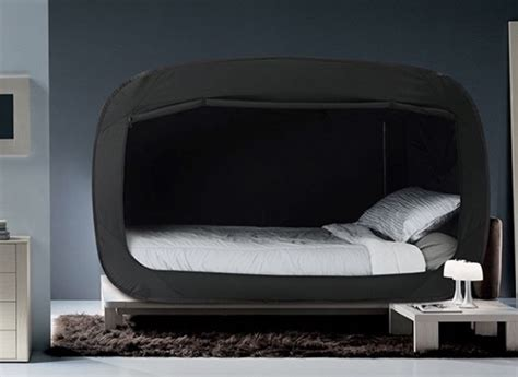 cocoon bed for introverts cocoon like bed tent zips up to let you