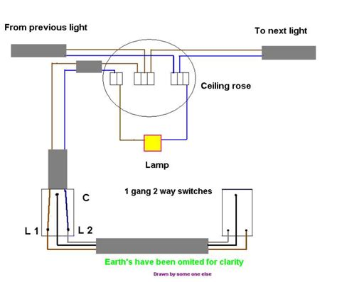 2 Way Light Switch by Www Ultimatehandyman Co Uk View Topic Two Way Switch
