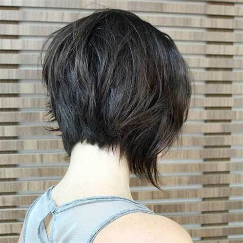 front and back of choppy inverted bob haircuts 50 trendy inverted bob haircuts
