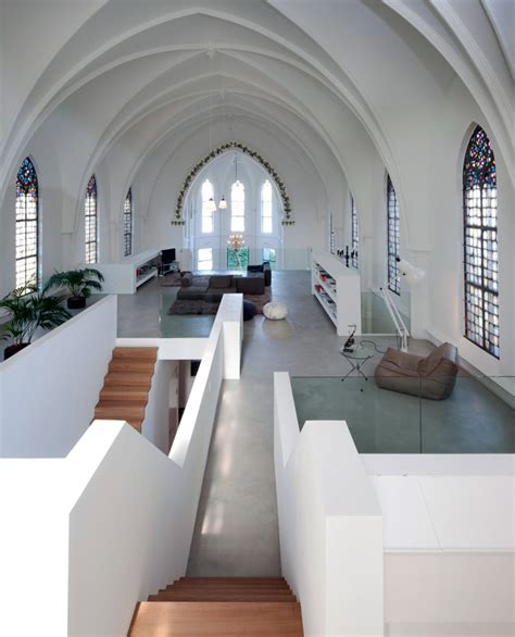 Wonderful Churches Seattle #8: Church-conversion-into-a-residence-in-Utrecht-by-zecc-architects-yatzer-10.jpg