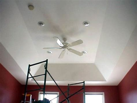 Types Of Tray Ceilings ceiling soffit types basement finish design