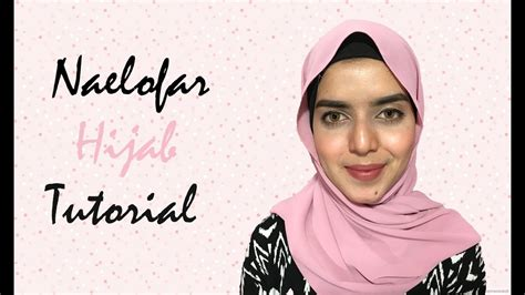 tutorial hijab naelofar naelofar hijab tutorial instant to shawl youtube
