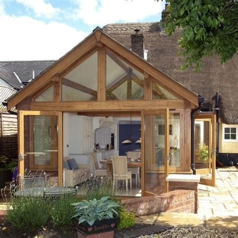 Garden Room Extension Ideas Oak Framed Extension Country Conservatory Ideas
