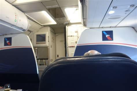Airline Reclining Seats by Review American Airlines A321 Class With