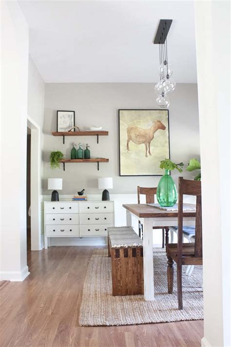 dining room makeover pictures dining room makeover erin spain image ideasdining