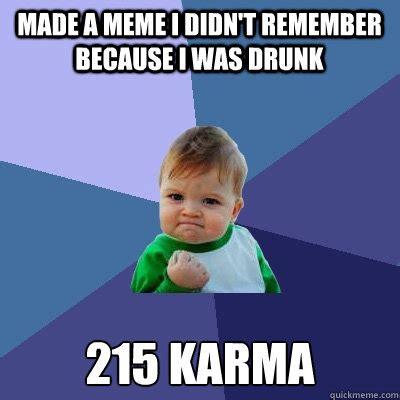 Drunk Kid Meme - success kid memes quickmeme