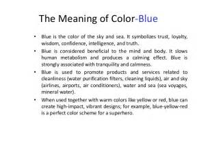 meaning of the color blue green colorintro
