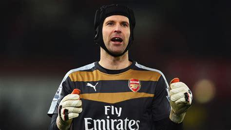 epl goalkeepers arsenal goalkeeper petr cech voted czech republic player