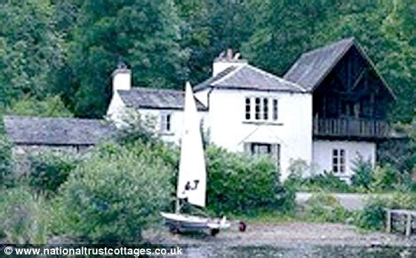 National Trust Rental Cottages by Anger As National Trust Demands Payment For Cottage