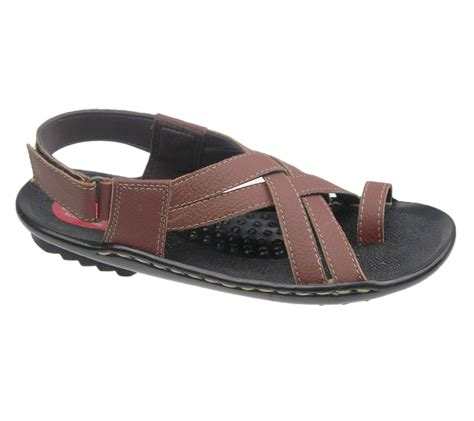 mens slipper sandals mens flat sandal casual walking fashion leather