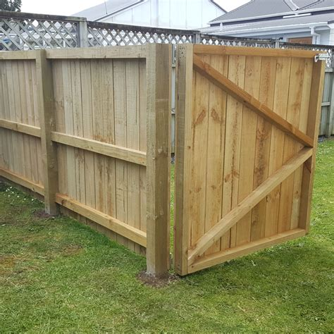 residential fences action fencing northland fencing and gates specialists