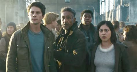 film maze runner 3 rilis maze runner 3 death cure trailer has arrived movieweb