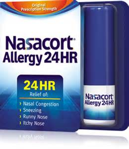 Nasonex Shelf by Achooo Relief From Allergies Is On Your Pharmacy