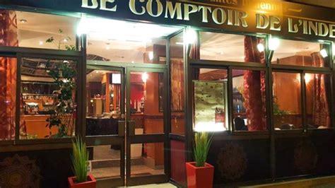 restaurant le comptoir de l inde 224 angers 49100 menu