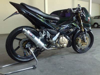 Master Rem Belakang Kx 250 Nissin all about my modifications satria fu 150 2006