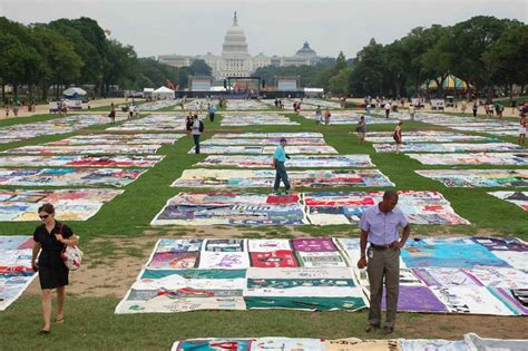 Aids Memorial Quilt by Aids Memorial Quilt National Endowment For The Humanities