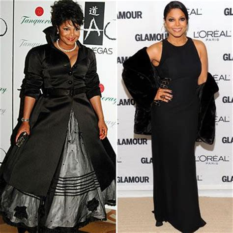 Janet Jackson New Weight Loss Effort And Diet by 25 Shocking Weight Changes Janet Jackson