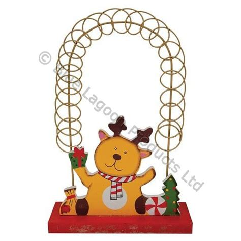 standing snowman christmas card holder card stand holder decorations ornament santa reindeer snowman wire ebay
