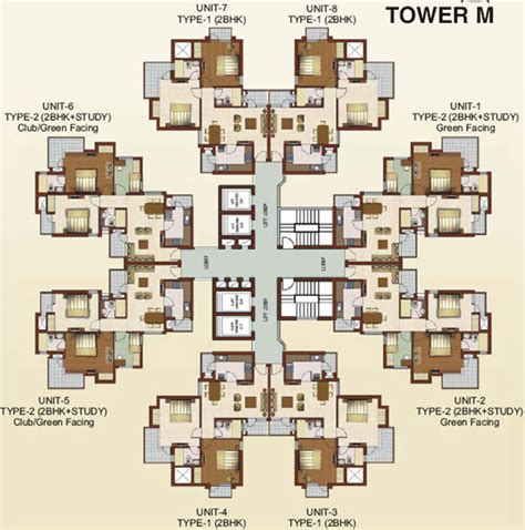 Rg Luxury Homes 1400 Sq Ft 3 Bhk 2t Apartment For Sale In Rg Luxury Homes Sector 16b Noida Extension Noida